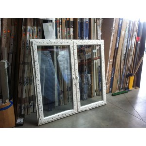Okno poekspozycyjne PVC firmy Redan 1680x1530 Eco Plus